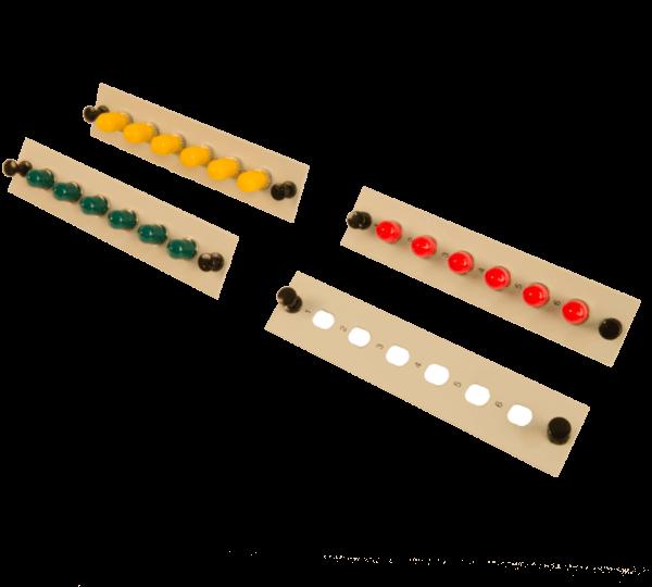 Century Fiber Optics Adapter-Plate-C10417