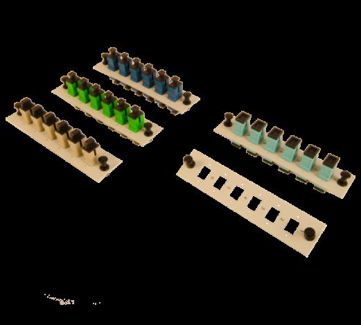 Century Fiber Optics Adapter-Plate-C10419