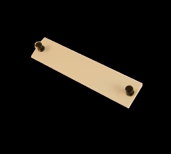 Century Fiber Optics Adapter-Plates-C10420-Blank