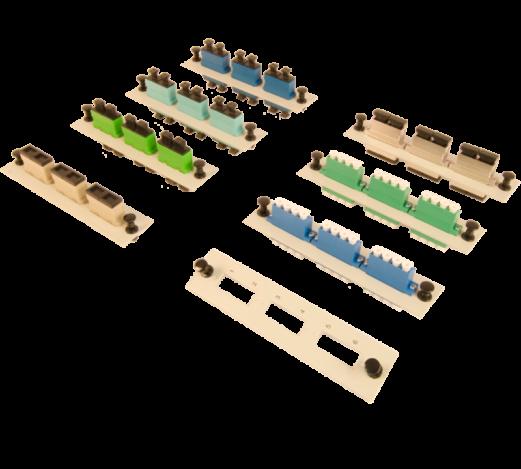 Century Fiber optics Adapter-Plate-C10793