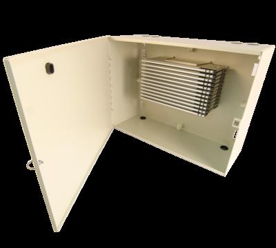 Century fiber optic fso-144 wall mount enclosure
