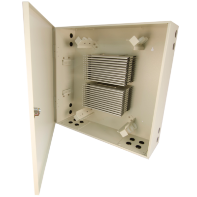 Century Fiber optic fso-288-splice wall mount enclosure