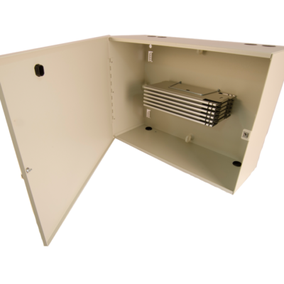 centruy fiber optic FSO-72-S wall mount enclosure