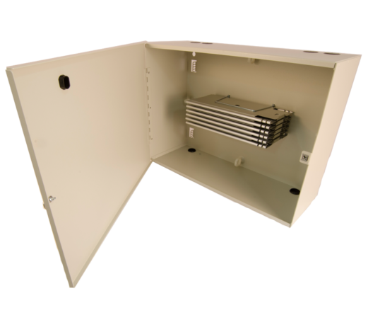 centruy fiber optic FSO-72-S wall mount enclosure