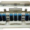 2U Rack Mount Term Loaded SC/UPC SM