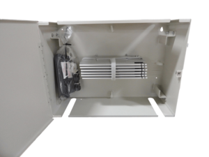 FSO-72R RING CUT SPLICE ONLY WALL MOUNT ENCLOSURE