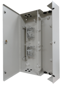 FCL-144 DUAL DOOR WALL MOUNT ENCLOSURE