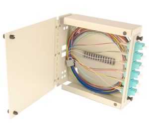 FLX-12 WALL MOUNT LOADED ENCLOSURE