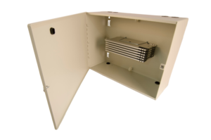 FSO-72 SPLICE ONLY WALL MOUNT ENCLOSURE