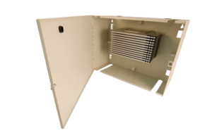 FSO-144R RING CUT SPLICE ONLY WALL MOUNT ENCLOSURE